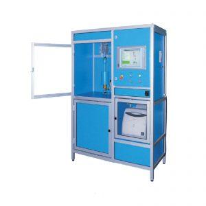 دستگاه تست Cycle test unit for L. P. G. valves, model VT-125